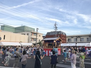 2018年度 夏祭り